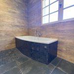 tablier de baignoire mosaïque